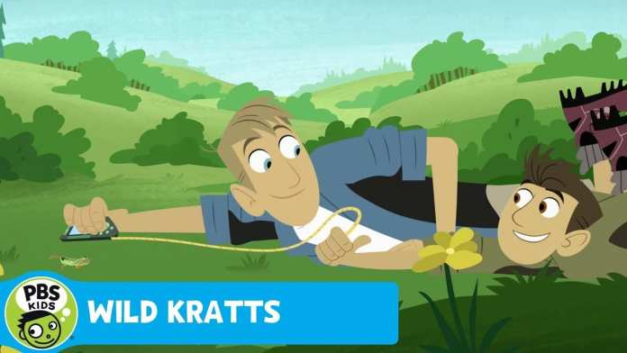 WILD KRATTS | Leaping Length! | PBS KIDS
