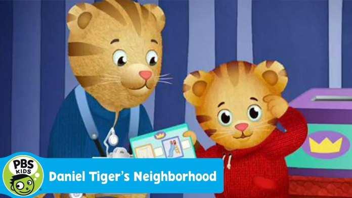 DANIEL TIGER'S NEIGHBORHOOD | In the Neighborhood Voting Booth | PBS KIDS