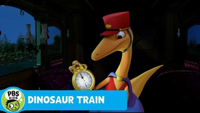 DINOSAUR TRAIN | Mr. Conductor's Nocturnal Song | PBS KIDS