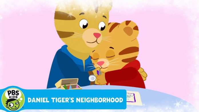 "DANIEL TIGER'S NEIGHBORHOOD | ""Things to Do When you Feel Sad"" Song 