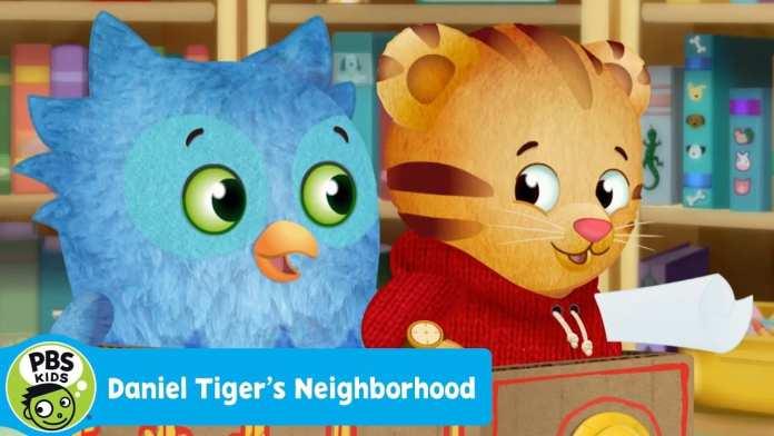 DANIEL TIGER'S NEIGHBORHOOD   It's Too Wet to Play   PBS KIDS