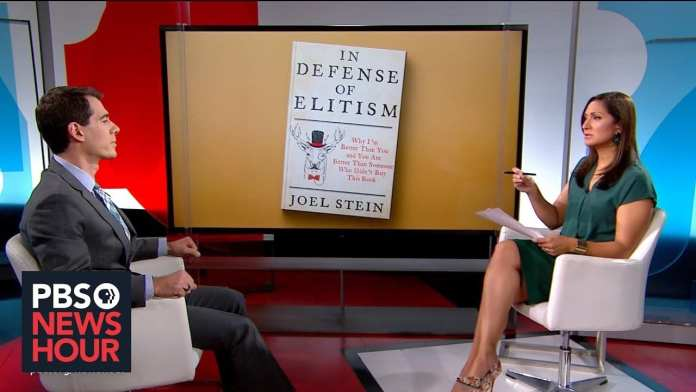 Author Joel Stein on sticking up for the 'intellectual elite'