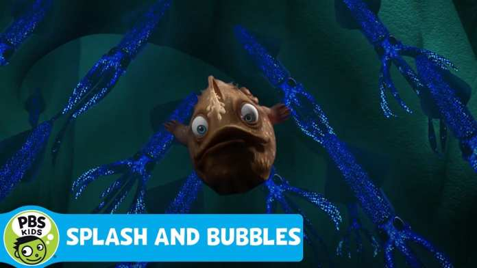 SPLASH AND BUBBLES | It's Dark in the Deep Song! | PBS KIDS