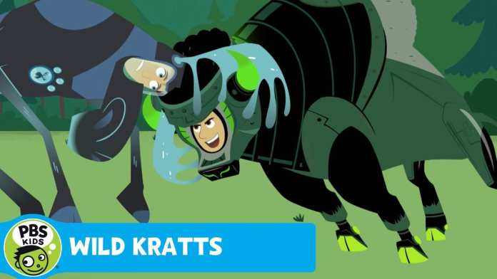 WILD KRATTS | Antlers and Horns | PBS KIDS