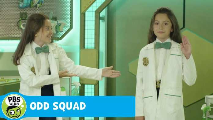 ODD SQUAD | Training Video #306: How to Repair Oonabot | PBS KIDS