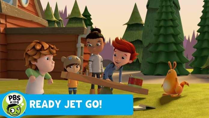 READY JET GO! | Mindy's Chores | PBS KIDS
