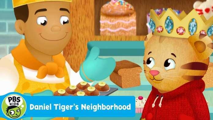 DANIEL TIGER'S NEIGHBORHOOD | O Drops His Ice Cream Cone | PBS KIDS