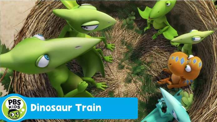 DINOSAUR TRAIN | Is the Land Connected? | PBS KIDS