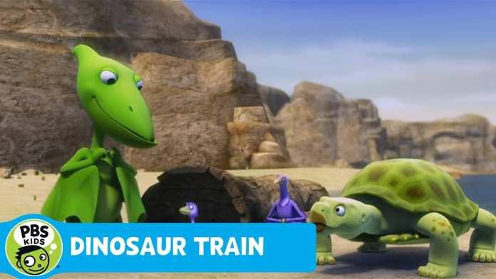 DINOSAUR TRAIN | Think Like An Animal Game | PBS KIDS