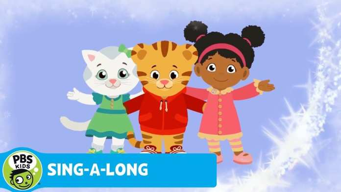 SING-A-LONG | Daniel Tiger's Neighborhood – Clap, Jump and Dance the Happy Song | PBS KIDS