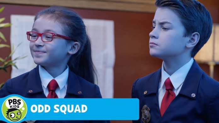 ODD SQUAD   Night Shift Mr. O Helps Otis and Olympia Solve a Case   PBS KIDS