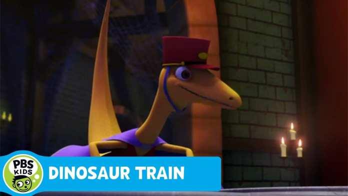 DINOSAUR TRAIN | Haunted Roundhouse | PBS KIDS