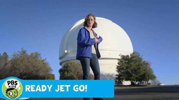 READY JET GO! | Telescope | PBS KIDS