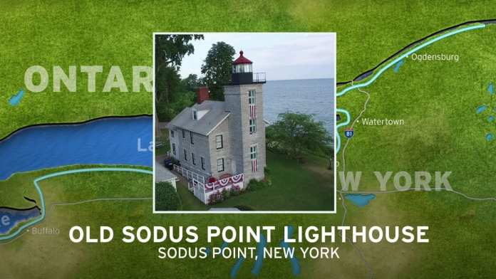 Old Sodus Point Lighthouse | New York's Seaway Lighthouses