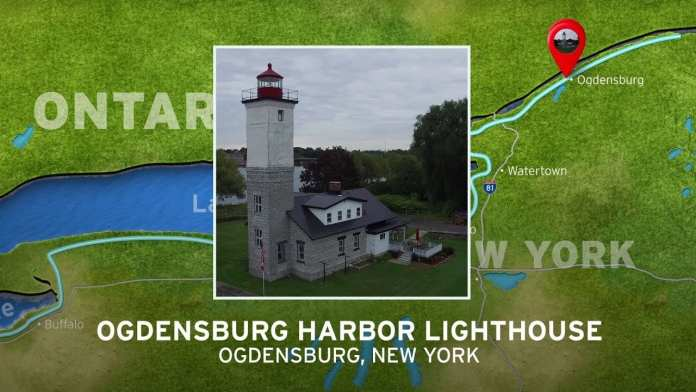 Ogdensburg Harbor Lighthouse | New York's Seaway Lighthouses