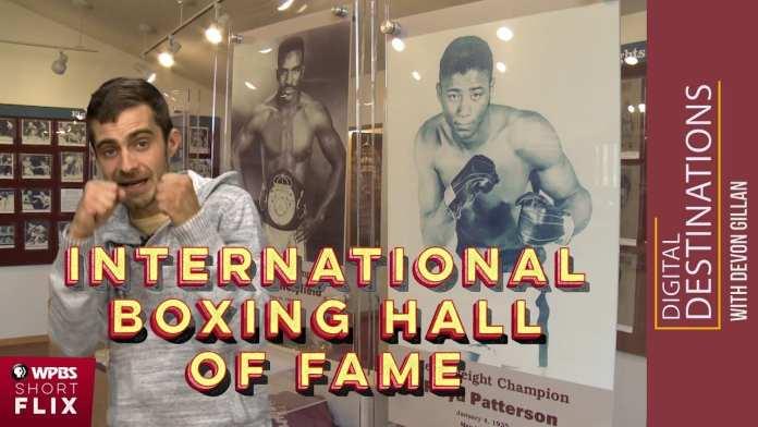 International Boxing Hall of Fame, Canastota, New York