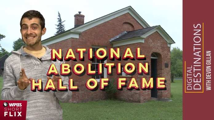 The Gerrit Smith Estate & the National Abolition Hall of Fame, Peterboro, New York | WPBS Short Flix