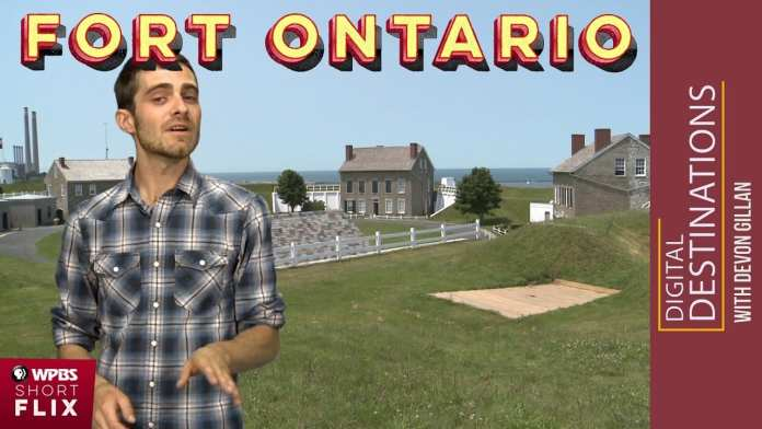 Fort Ontario, Oswego, New York | WPBS Short Flix