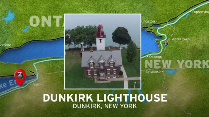 Dunkirk Lighthouse   New York's Seaway Lighthouses