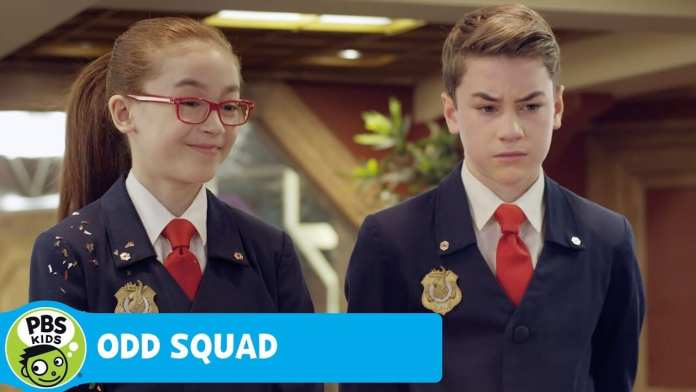 ODD SQUAD | Olympia and the Game Show | PBS KIDS