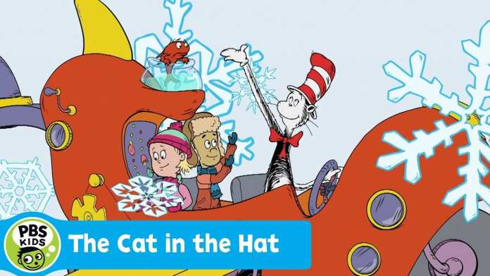 THE CAT IN THE HAT KNOWS A LOT ABOUT THAT | Snowflakes | PBS KIDS