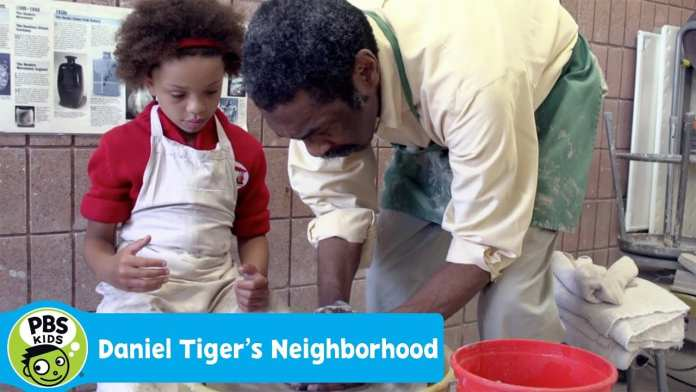 DANIEL TIGER'S NEIGHBORHOOD | Pottery | PBS KIDS