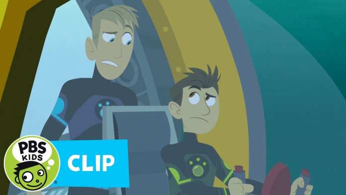WILD KRATTS | Broken Manasleds! | PBS KIDS