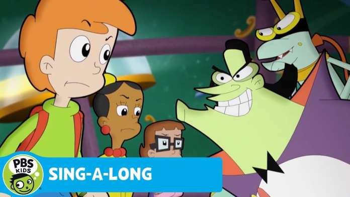 SING-A-LONG | Cyberchase – Theme Song | PBS KIDS
