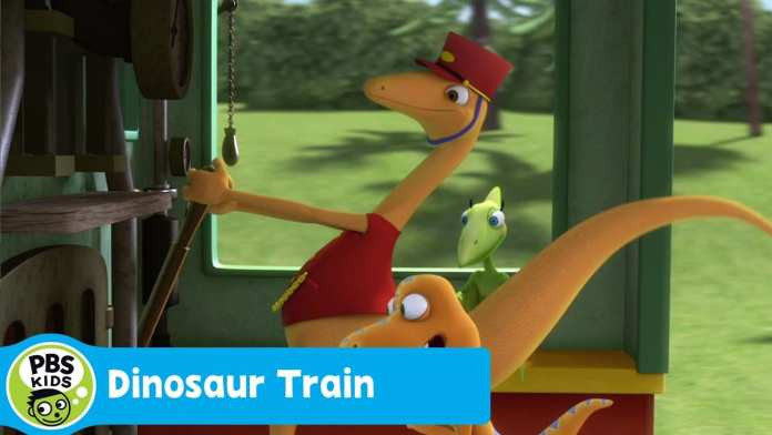 DINOSAUR TRAIN | The Finish Line | PBS KIDS
