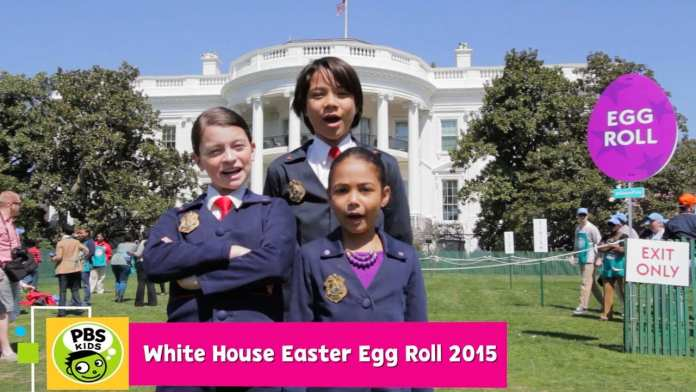 PBS KIDS | White House Easter Egg Roll 2015 #WHEER