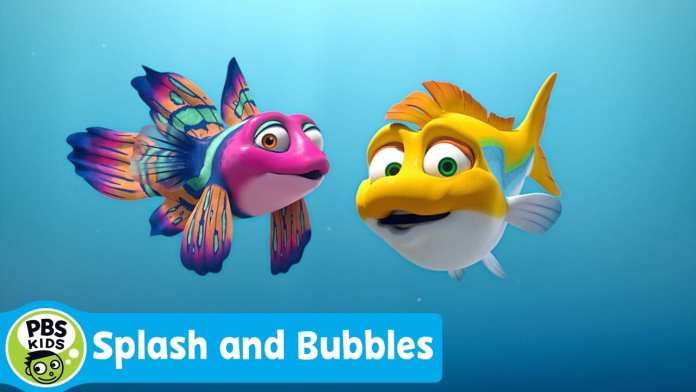 SPLASH AND BUBBLES | Catch All New Episodes of Splash and Bubbles Starting Next Monday! | PBS KIDS