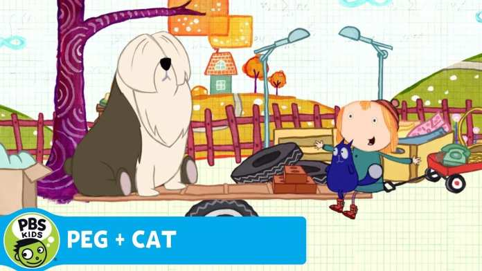 PEG + CAT | Balancing Big Dog | PBS KIDS