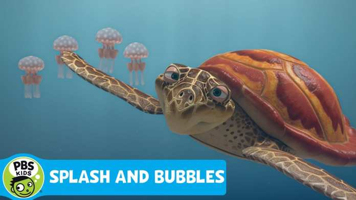 SPLASH AND BUBBLES | One Big Ocean Song! | PBS KIDS