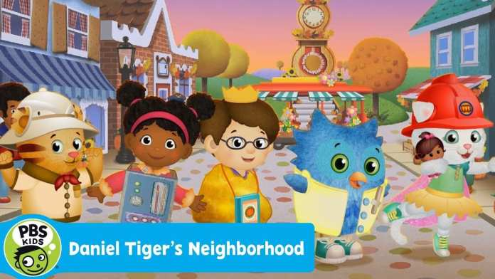 DANIEL TIGER'S NEIGHBORHOOD | The Dress Up Day Parade | PBS KIDS