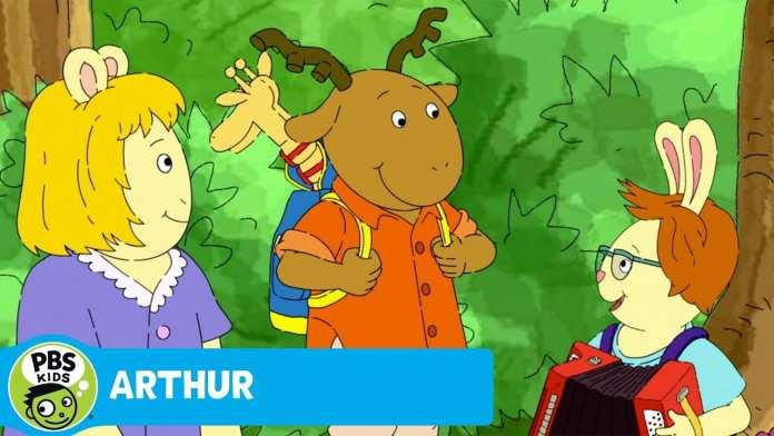 ARTHUR   Carl's Accordion   PBS KIDS