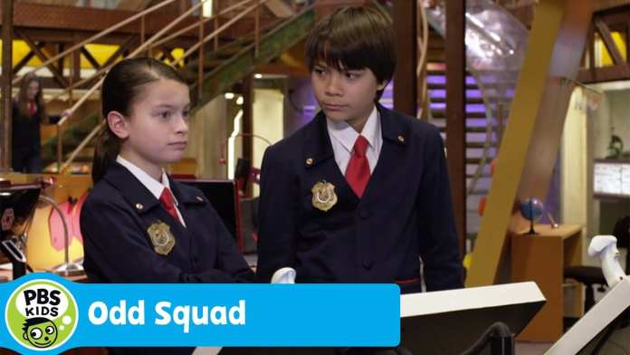 ODD SQUAD | What Partners are For | PBS KIDS
