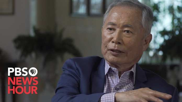 George Takei on why the original 'Star Trek' never featured a gay character