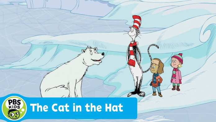 THE CAT IN THE HAT KNOWS A LOT ABOUT THAT | Ice is Amazing! | PBS KIDS