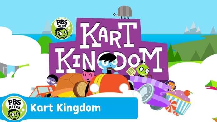 GAME | PLAY KART KINGDOM | PBS KIDS