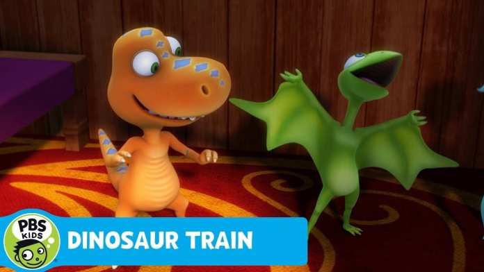 DINOSAUR TRAIN | Junior Conductors Academy Song | PBS KIDS