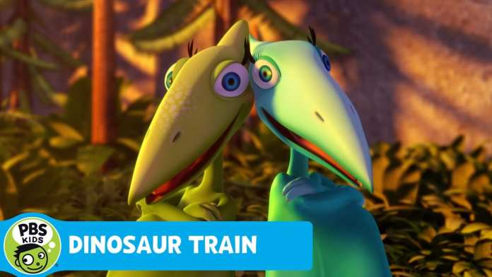 DINOSAUR TRAIN | Get Into Nature Song | PBS KIDS