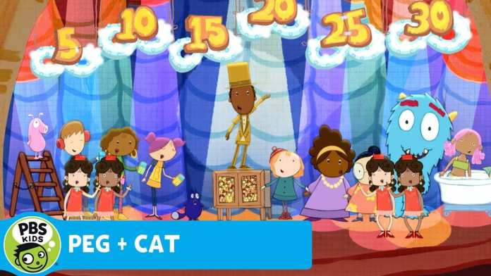 PEG + CAT | I Do What I Can | PBS KIDS