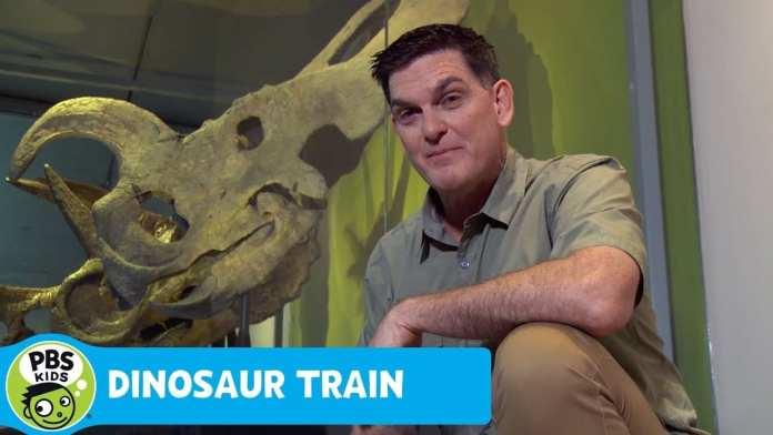 DINOSAUR TRAIN | Dinosaur Discoveries: Horned Dinosaurs | PBS KIDS