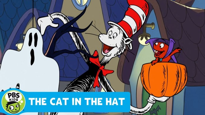 THE CAT IN THE HAT KNOWS A LOT ABOUT THAT | Halloween is Here! | PBS KIDS