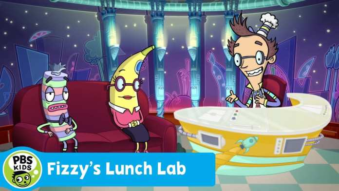 FIZZY'S LUNCH LAB | Lunch Lab Live: Banana vs. Candy | PBS KIDS