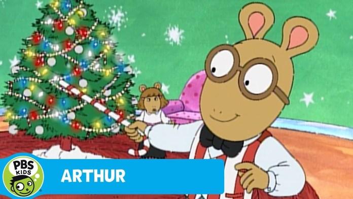 ARTHUR | Arthur Sings About Christmas | PBS KIDS