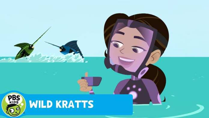 WILD KRATTS | Billfish Powers | PBS KIDS