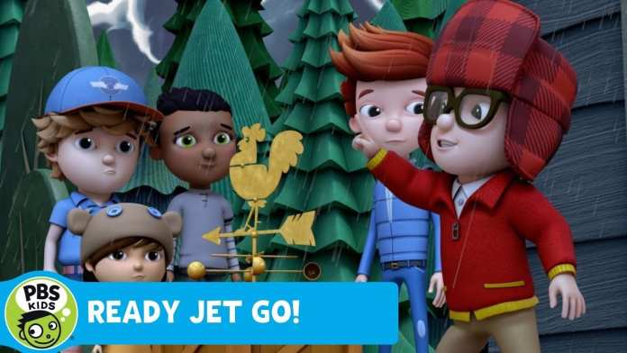 READY JET GO! | Eyes on the Earth | PBS KIDS