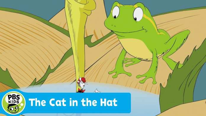 THE CAT IN THE HAT KNOWS A LOT ABOUT THAT | What Do Frogs Drink? | PBS KIDS