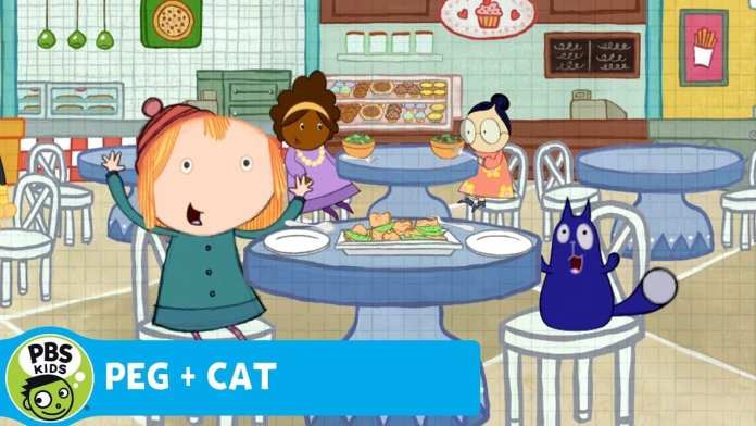 PEG + Cat | Mac the Fork | PBS KIDS